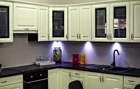 Paint your interior cabinets