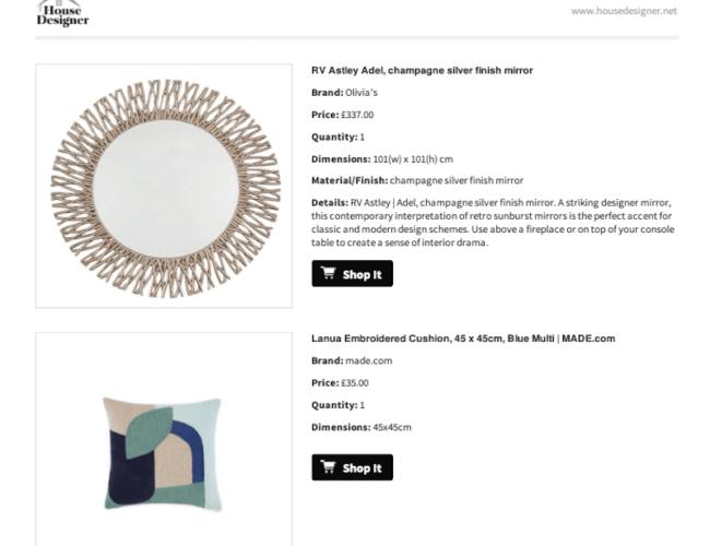 curated-shopping-list