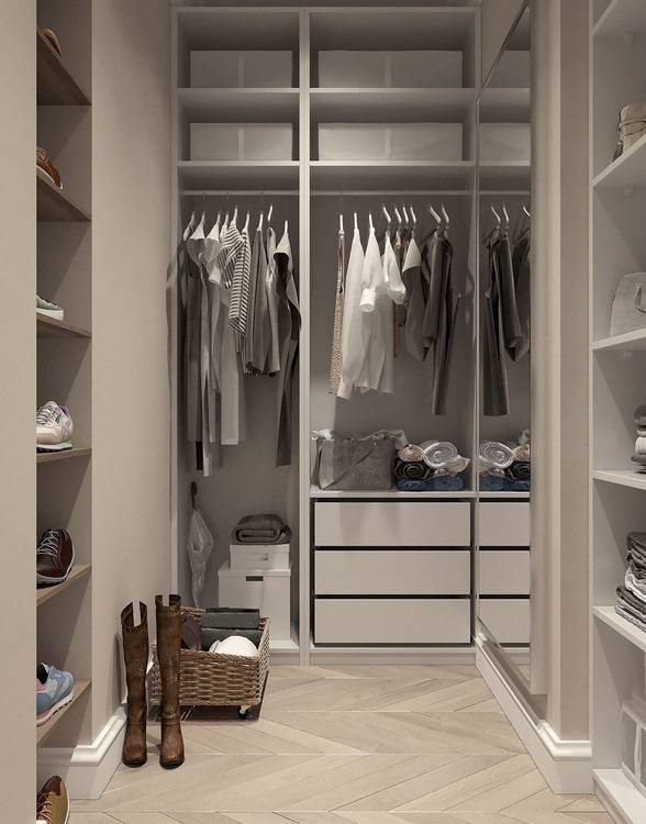 The Beauty Of Bespoke Fitted Wardrobes