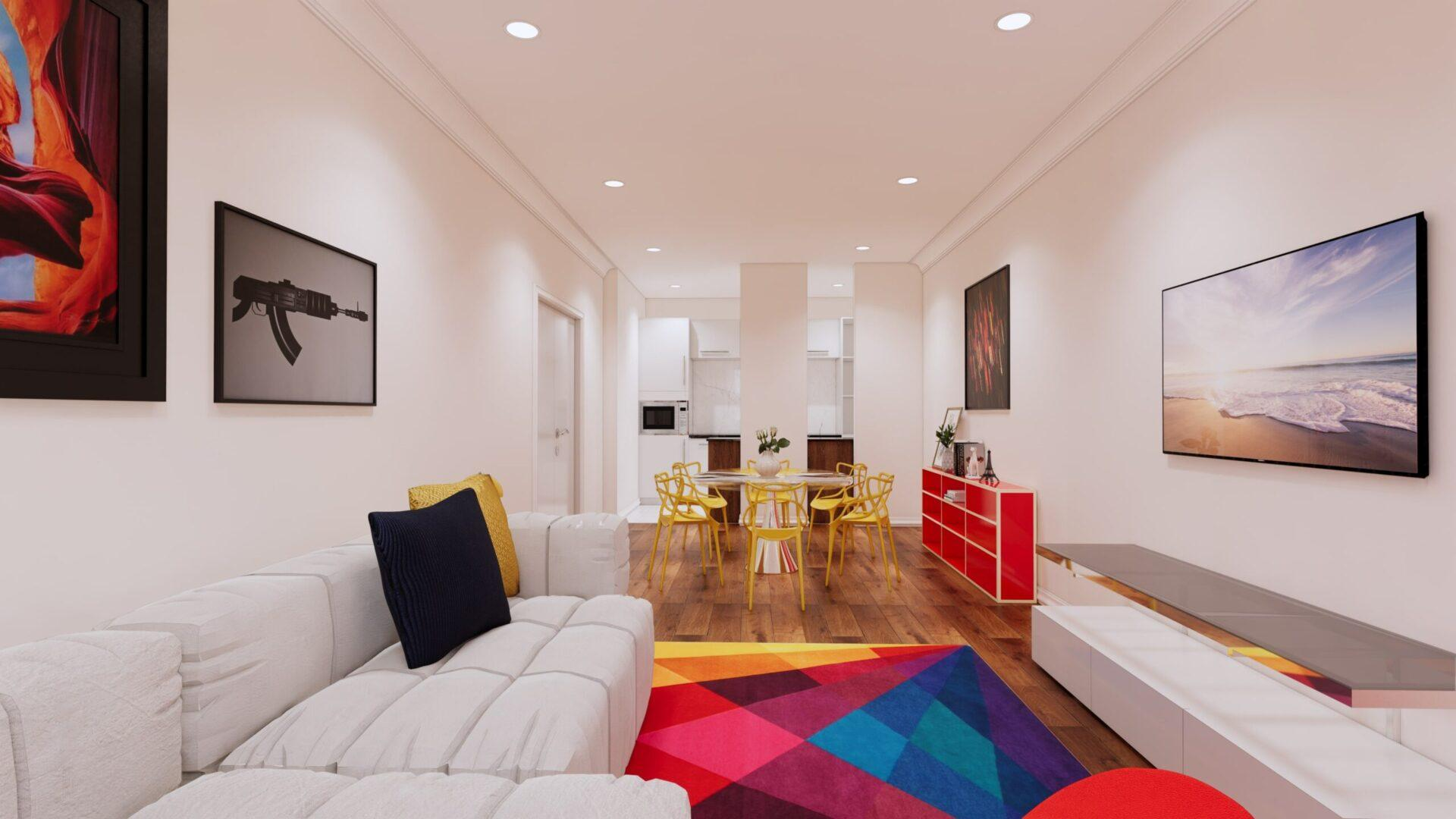 colourful-living-open-plan